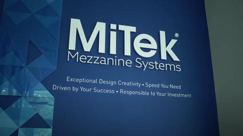 MiTek Mezzanine Systems